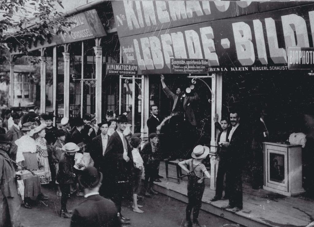 Kino Klein im Wiener Prater